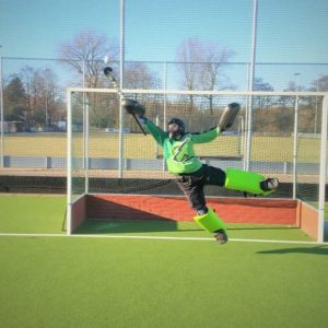 keeper hockey BlackBear Goaly